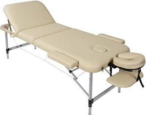 table de massage fixe