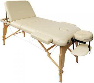 table de massage pliable
