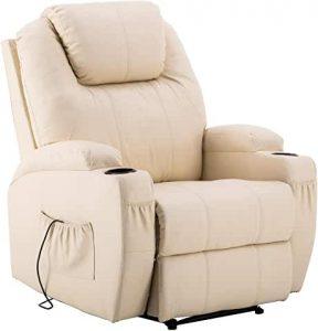 fauteuil massage électrique