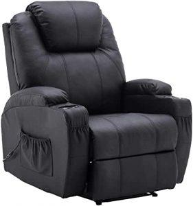 meilleur fauteuil massage électrique