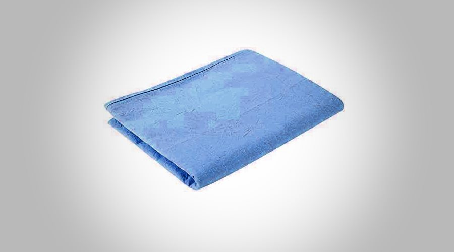 meilleur drap massage lavable réutilisable
