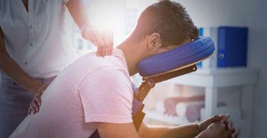 massage des cervicales